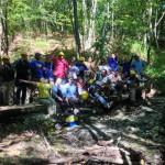 New Trails At The Bennington Battlefield