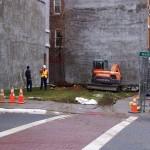 Work Begins On Dougherty's Corner