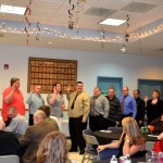 New Officers Installed At Hoosick Falls Fire Department