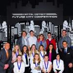 New Lebanon Junior High School Wins Regional Future City Competition