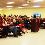 Resounding Opposition In Stephentown To Kinder Morgan Pipeline