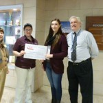Sarah Sigot Organizes HF Backpack Program With The Help Of HACA To Earn Girl Scout Gold Award