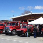 Fire Department Community-Wide Recruiting Day Was A Success