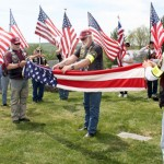 Town Of Hoosick Men Who Gave It All Honored At Flag Tribute