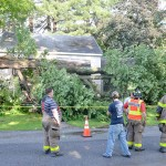 Storm Rips Through Hoosick On Tuesday