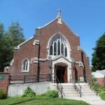 Sacred Heart Church Closed