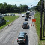 NYSDOT Paving Project Tying Up Traffic On Route 22