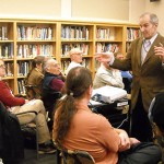 David Borton Talk At New Lebanon Library Takes Global Perspective On Solar Energy