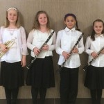 Berlin Elementary Students Participate In  All County Music Festival