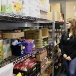 HFCS Students Visit HACA Food Pantry Ahead Of Empty Bowls