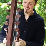 International Musician Sean Gaskell To Play West African Kora At New Lebanon Library