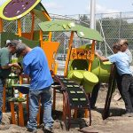 For Our Kids: New Castle Playground Opens