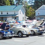 An Excellent Turnout of Cool Cars For The Car Show