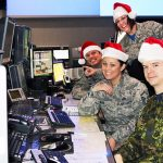 Canadian-American Air Defense Personnel Based in Rome, NY Will Keep Tabs On Santa On Christmas Eve