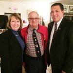 Bill Gaillard Recognized For Service