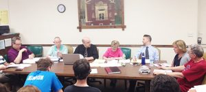Village Of Hoosick Falls Board Action