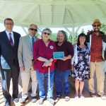 Grafton's Town Park Gazebo Dedicated To Sue Putnam