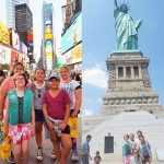 Hoosick Falls Girl Scout Troop 1234 Goes To New York City