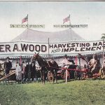 Announcing The 5thAnnual Hoosick Falls, NY Walter A. Wood Tractor & Agriculture Show