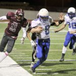 Panthers Blast Past Cannoneers, 26-12