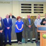 The Renssealer County Legislature