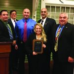 Rensselaer County Sheriff's Department Receives Medical Services Award