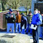 Hoosick Veterans Honored