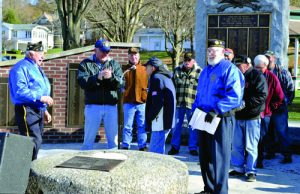 Hoosick Veterans Honored