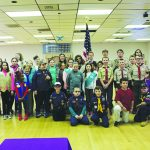 Brunswick Elks Lodge Hosts Flag Retirement Ceremony