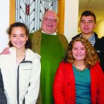 Our Lady Of The Snows Honors Fr. Gregory