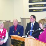 William Gaillard Honored For His Lifetime of Service