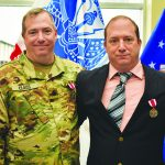 Two Brothers End National Guard Service In Joint Retirement Ceremony