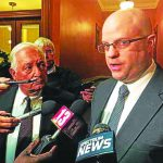 Rensselaer County  District Attorney Indicted