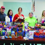 Bringing Holiday Joy To Local Children