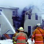 Johnsonville Home Destroyed By Fire
