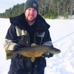 Massive Turnout For GLSP Ice Fishing Contest