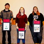 Three Berlin CS Students Named Artist Of The Month