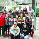 Brunswick Blitz Open Softball Season With Strong Showing