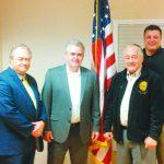County Executive McLaughlin  Kicks Off RensCo On The Road