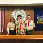 New Eagle Scout Takes Flight