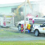 Tomhannock Barn Fire Burns For Two Days