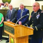 Mark William Folgert Honored By County Lawmakers