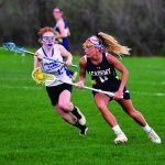 Panther Girls Get Win; Hickey Gets 100th Career Goal