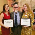 HFCS Student And School Psychologist Honored
