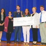 NYS Labor Commissioner Honors HFCS Teacher For Excellence