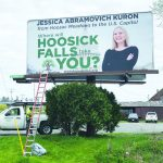 Billboards Erected In Honor Of HFCS Graduate's Accomplishments