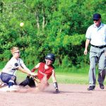 Seasons End For Girls Softball