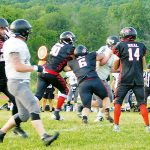 Brunswick Bearcats Drop Opener