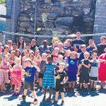 Grafton Youth Visit Berkshire Bird Paradise