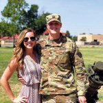 Petersburgh Native  Promoted To Captain